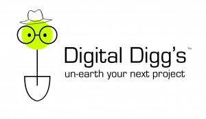 Digital Digg's Logo TM