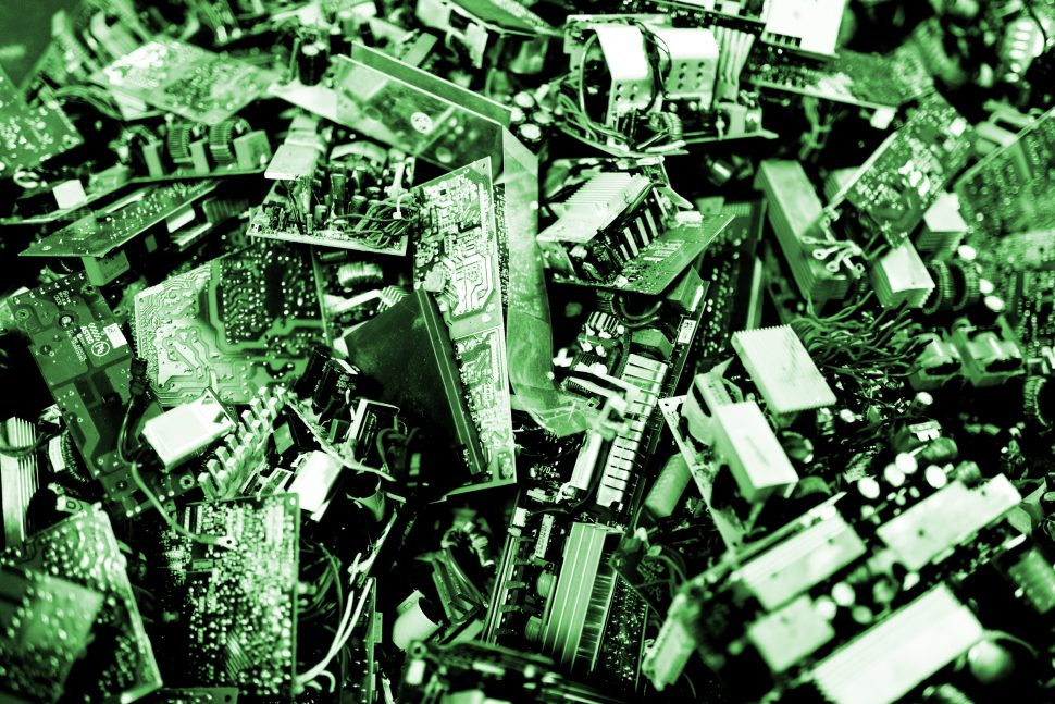 comprenew green circuit boards
