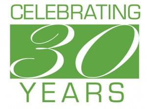 30 logo