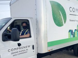 New Electronics Recycling Pick-up Service, Comprenew 2 You™